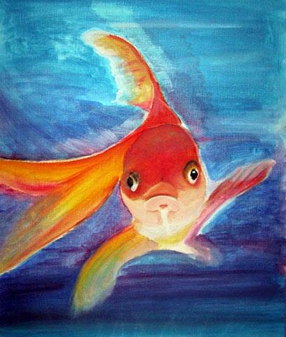 Image rriy vitrine artistique retouches num riques - Jeux de poisson rouge gratuit ...